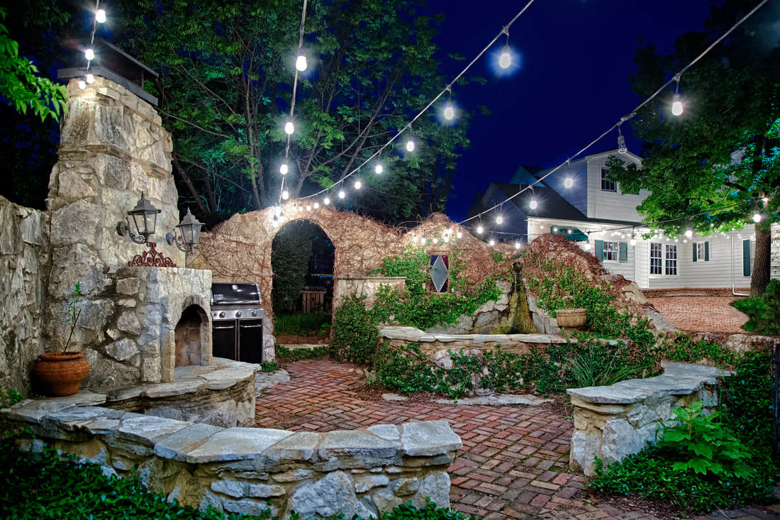 The Perfect Light Custom Outdoor Lighting Services